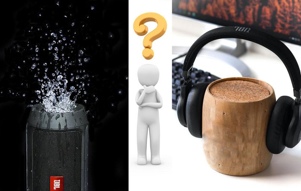 JBL Headphones & Speakers
