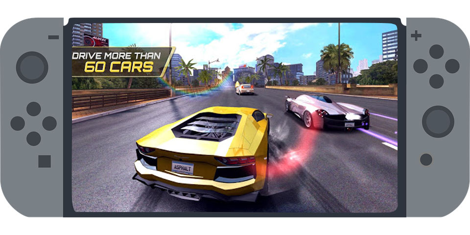 Car racing Android
