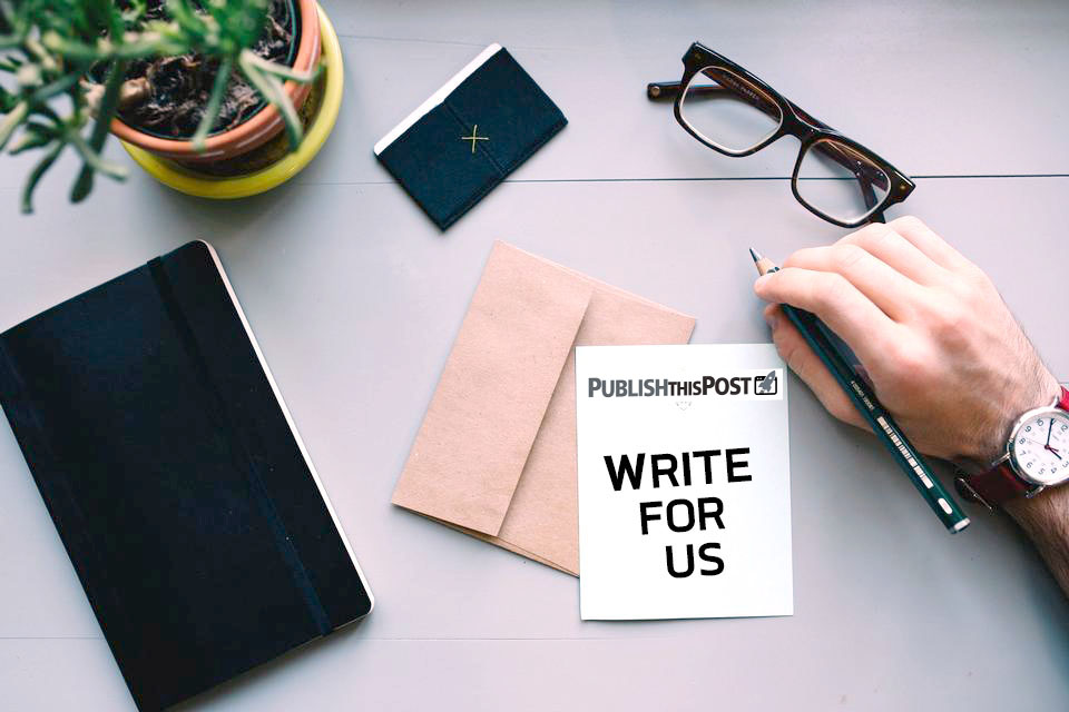 Guest post - Write for us