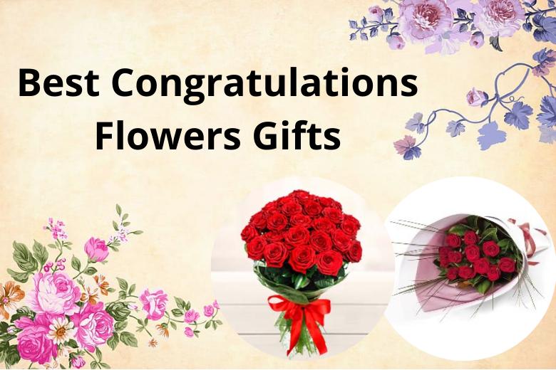 Best Congratulations Flowers Gifts
