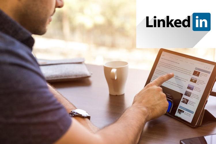CV in Linkedin