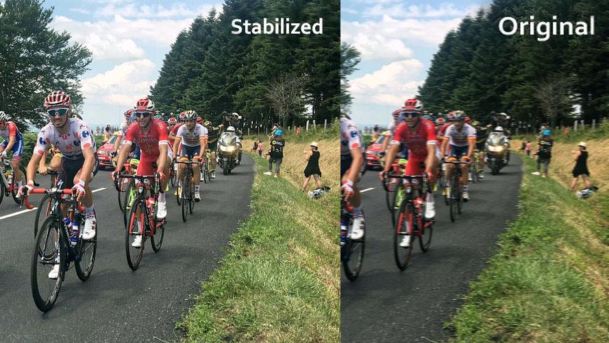 Optical image stabilized