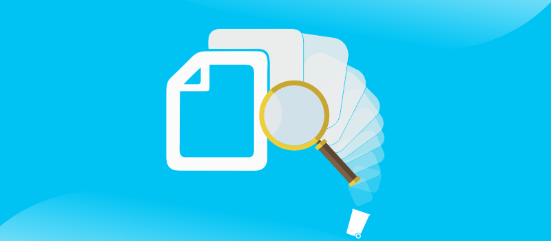 Delete similar files