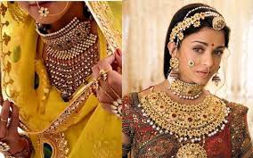 Trendy Ways to wear traditional Indian Jewellery