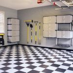 Garage a makeover in style