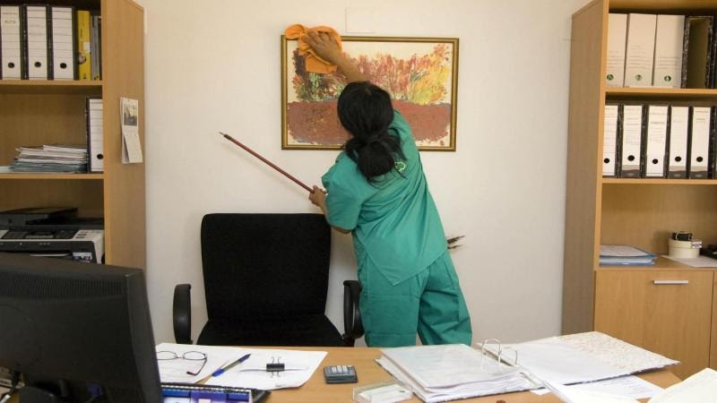 Commercial Cleaning Services Provider Before Hiring