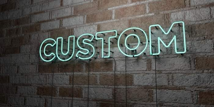 Custom Neon Signs - Both Professional and Business Purposes