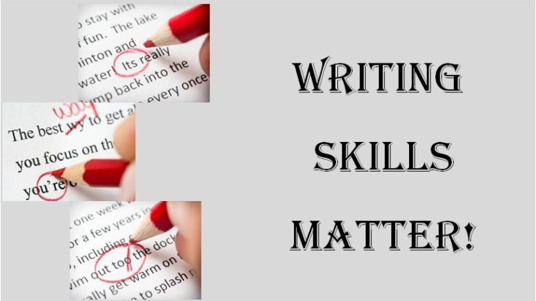 Writing skills and its importance