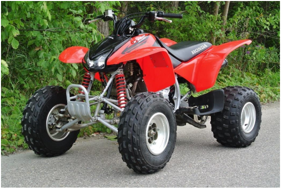 FINDING A HONDA 400ex MOTORCYCLE FOR SALE IN GOOD CONDITION
