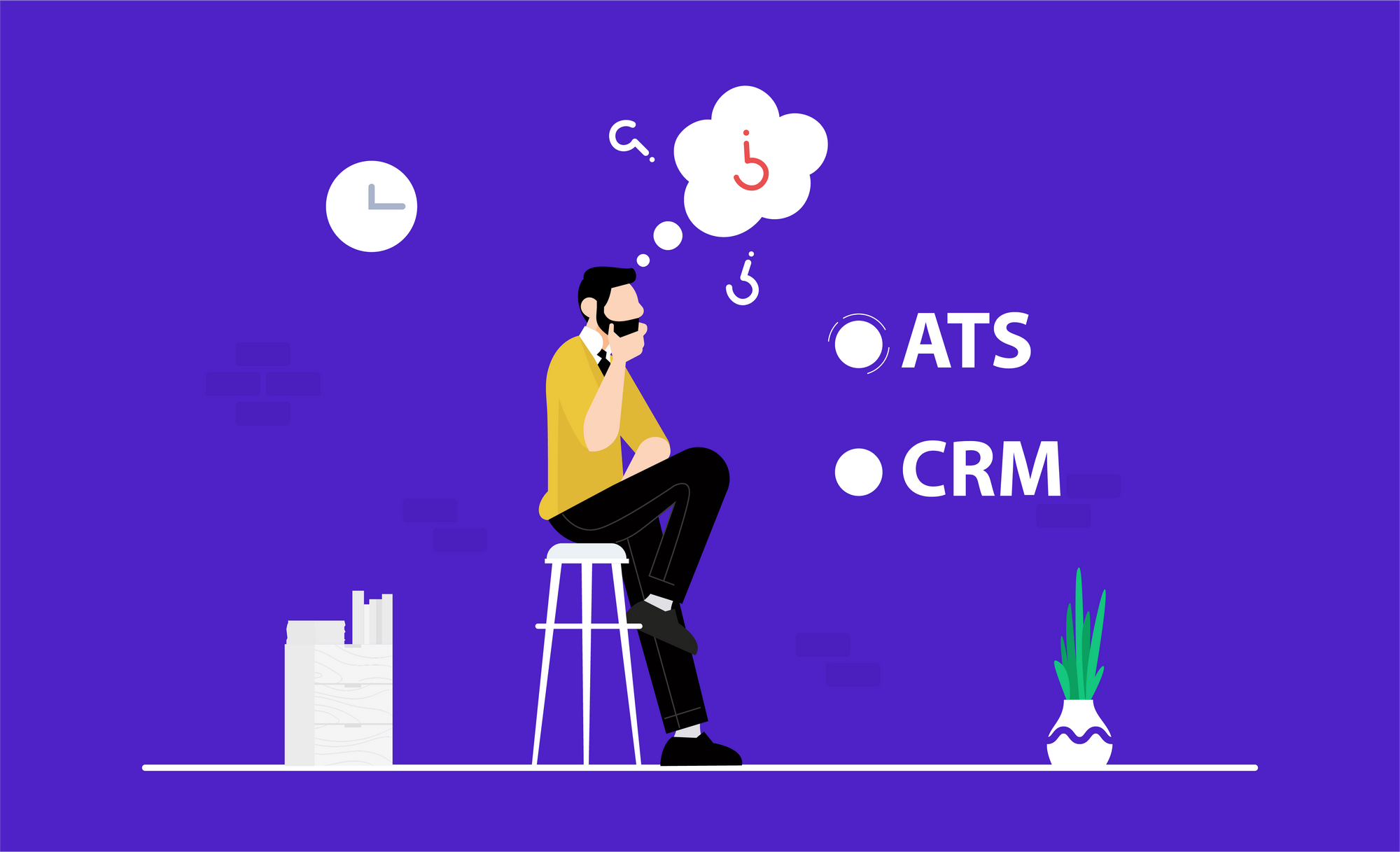 Transform Your Recruiting Business With ATS + CRM
