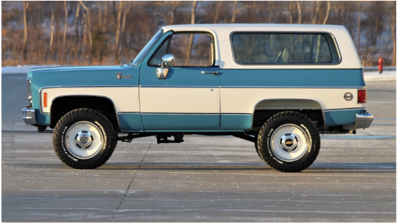 WHY PLACE AN AD K5 BLAZER FOR SALE ON THE INTERNET