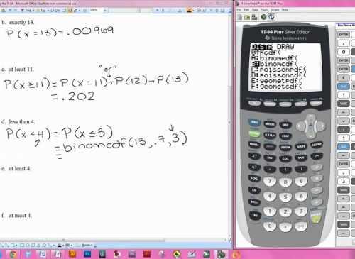 How to do Binomial Probability