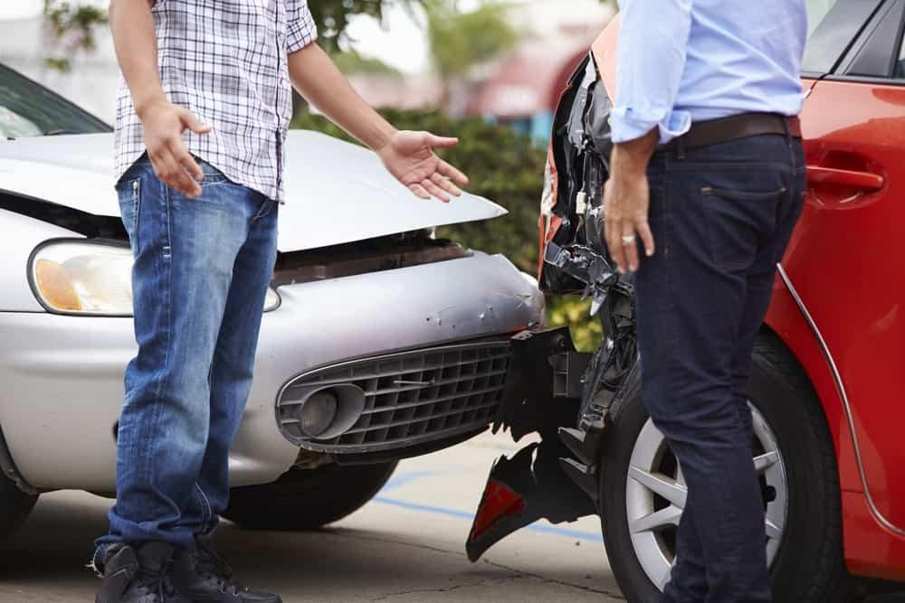 What you should do when involved in an accident that's not your fault