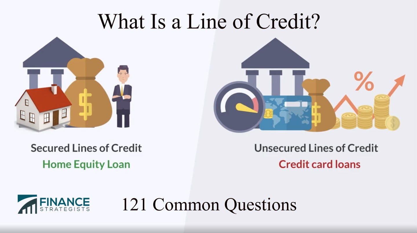 Line of Credit Finance