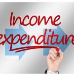 income expenditure