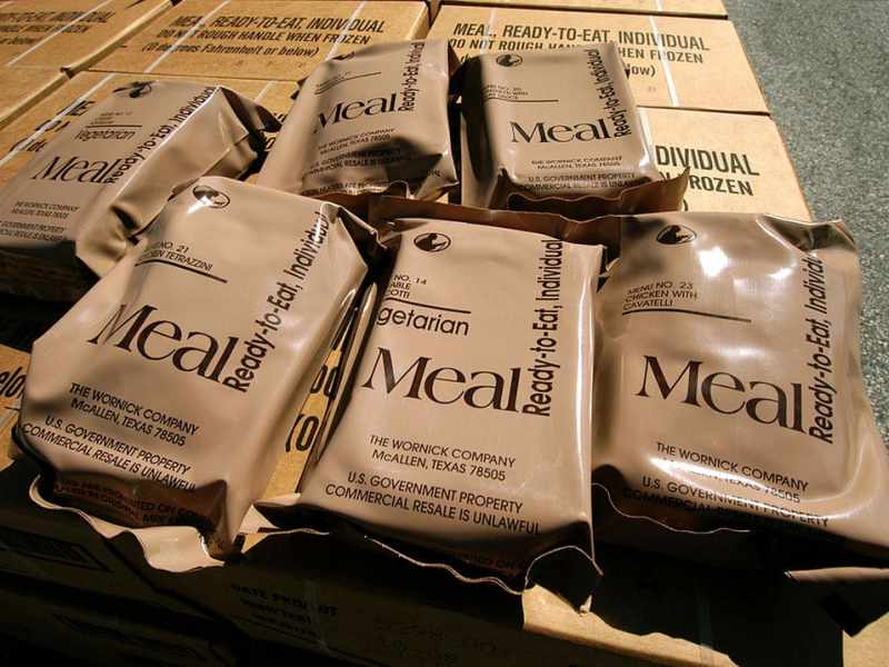 How Long can MRE Last