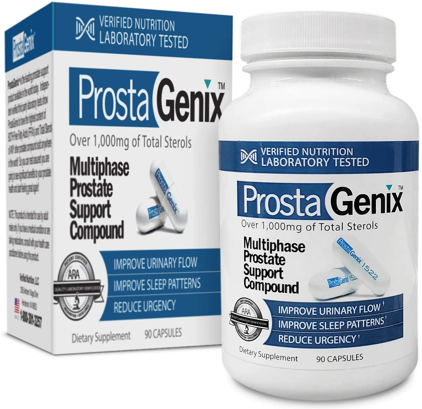 Ingredients Prostate Supplement